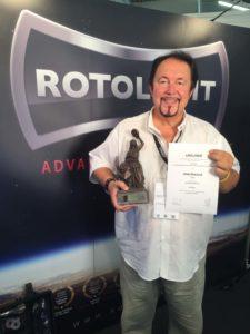 Rod Gammons, Chairman of Rotolight